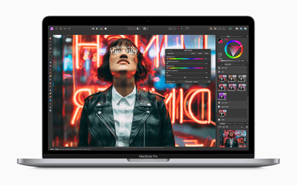 13-inch MacBook Pro with Magic Keyboard and Twice the Storage
